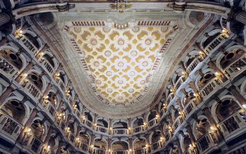 Mantova a teatro e in musica