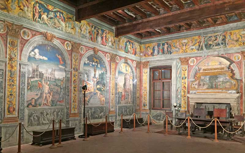 Mantova abracadabra. Stelle, pianeti e qabbalah