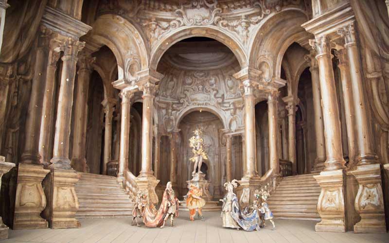 Una colonna sonora per Palazzo Ducale