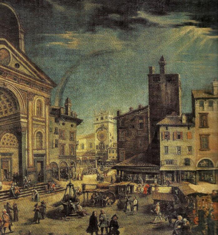 Le torri di Mantova. Storie in verticale